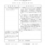 H28年第4回定例 小枝すみ子代表質問発言通告