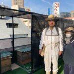 求む、養蜂に適した屋上急募🙇♀️